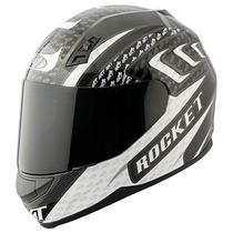 Casco Joe Rocket Rkt700 Negro Motociclismo Proteccion