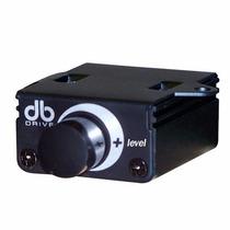 Control Externo De Bajos Para Ampliifcadores Db Drive