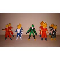 Figuras Miniatura Dragon Ball Huevo Late Sorpresa