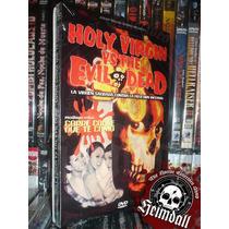 Dvd Holy Virgin Vs Evil Dead R2 Pal Horror Terror Gore Zombi