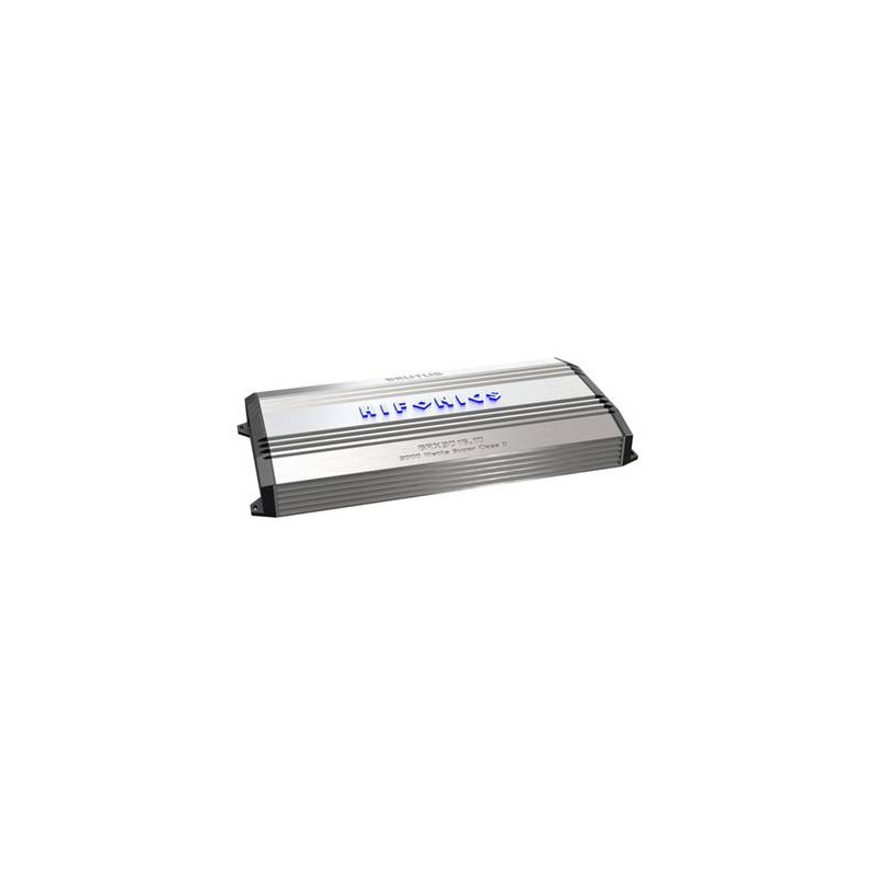 Circuito Impreso De Amplificador De 3000w : Hifonics bruto w clase d mono subwoofer amplificador