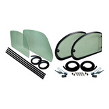 Kit Abatibles + Vidrio Corridos Tintex Para Vocho Volkswagen