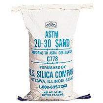 Arena Silica Para Sand Blast