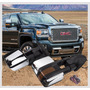 Espejos Heavy Duty Chevrolet Gmc Sierra Silverado 14-18 Retr