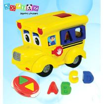 Autobus Escolar Letterlan Radio Control The Learning Journey