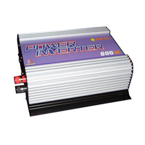 Inversor De Voltaje De Sistema Solar, 120 Vac / 500 Watts