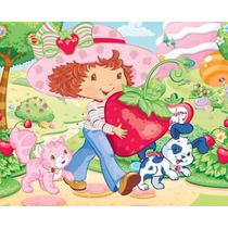 2x1 Kit Imprimible Fresita Frutillita Strawberry Shortcake