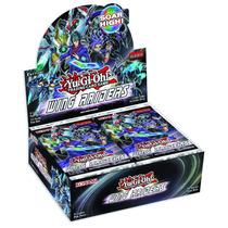Yugioh! Yu-gi-oh! Wing Raiders Caja Con 24 Sobres Nueva!!!