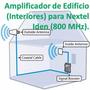 Amplificador De Edificio Interior Para Nextel Iden 800 Mhz E