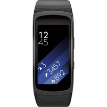 Pulsera Gear Fit 2 Act Fisica Negro Grande Original Samsung