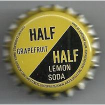 Corcholata Ficha Refresco Half Half ( E U A )