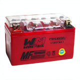 Bateria Gel Motonetas Ytx7abs