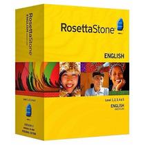 Curso Ingles Rosetta Stone Nivel 1,2,3,4 Y 5