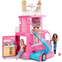 Barbie Pop-up Camper