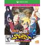 Naruto Shippuden Ultimate Ninja Storn 4 Road To Boruto Xbox