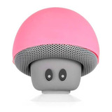 Mini Bocina Bluetooth Hongo Recargable Portátil Impermeable