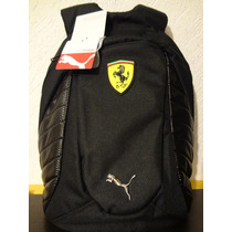 Mochila Backpack Small Ferrari By Puma