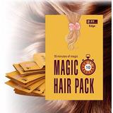 Mascarilla Para Cabello Magic Hair Pack Hidrata Nutre Brillo