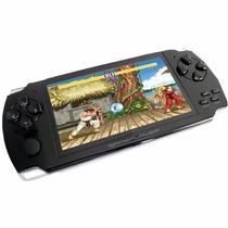 Consola Portatil Psp Emulador De Snes Gba Sg Nes Gbc Juegos