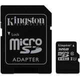Memoria Micro Sd 32gb Kingston 80r Uhs-i Clase10 Sdcs/32gb