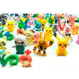 24 Figuras Pokemon Envio Gratis Juguetes Set Al Azar Pikachu