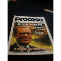Proceso - Televisa La Del Pri. N°922 Julio 1994