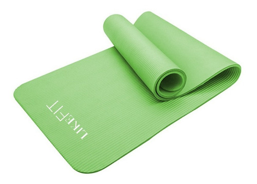 Tapete Para Yoga Pilates Ejercicios Fitness Gym 10mm Espesor