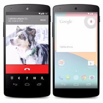 Celular Lg Nexus 5 Nuevo 16gb 4g Android 5.1 Quadcore Gps