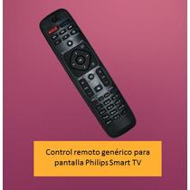 Control Remoto Para Pantalla Philips Smart Tv
