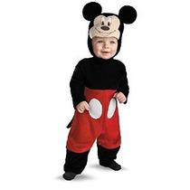 Disfraz Mickey Mouse De Disney Para Bebés I218