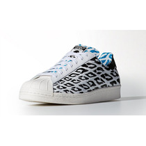 Tenis Adidas Superstar Originals World Cup Messi M21779