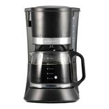 Cafetera Taurus Coffeemax 12 Negra