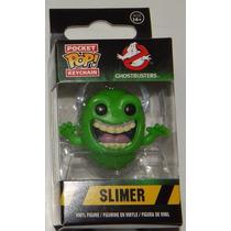 ### Funko Pop! Pocket Ghostbusters Slimer Keychain Llavero #