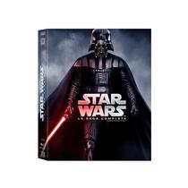 Star Wars Saga Completa Bluray Guerra De Las Galaxias Ley16