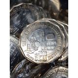 Moneda $20 Pesos 500 Años Fundación De Veracruz Nueva.