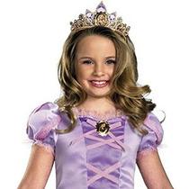 Disfraz Disney Tangled Rapunzel Tiara Costume Accessory Tall