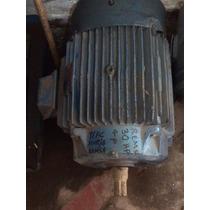 Motor Electrico Horizontal 30hp Cerrado 4p 3/60/220-440v