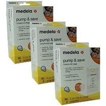 Medela Pump & Save Leche Materna Bolsas 50,0 Ea. (cantidad D