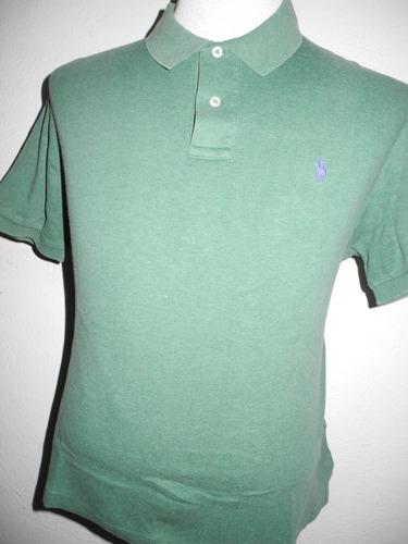 Camisa Polo By Ralph Lauren Verde Polo Casual Manga Corta 79beb1d90acb3
