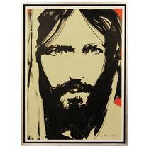 Cuadro Jesús Arte Religioso Acrílico Sobre Lienzo