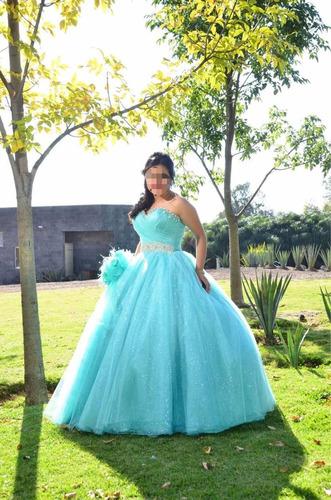 Vestido De Xv Años En Venta En San Manuel Puebla Puebla Por