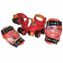 Patines Preescolar Ajustables De Cars