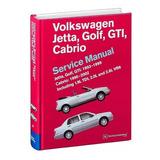 Manual De Taller Y Diagramas Eléctricos Jetta/golf A3 Oferta