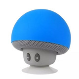 Mini Bocina Hongo Bluetooth Recargable Portatil Ventosa