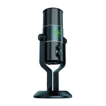 Micrófono Razer Seiren Elite Usb Digital Gamer Pro -negro