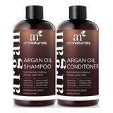 Argan Shampoo Moroccan Oil Acondicionador Artnaturals