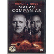 Dvd Malas Compañias Anthony Hopkins Chris Rock
