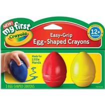Crayola Mis Primeras Crayola Scribbled Huevo Crayones