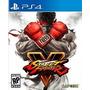 Street Fighter V Ps4 Meses