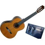Yamaha Cx40 Guitarra Electro Acustica Color Natural E/gratis